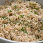 Family favorite Baked Tasty Rice