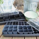Seed Starting Equipment - An Oregon Cottage