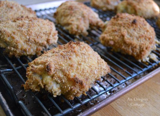 Baked Maple Mustard Chicken - An Oregon Cottage
