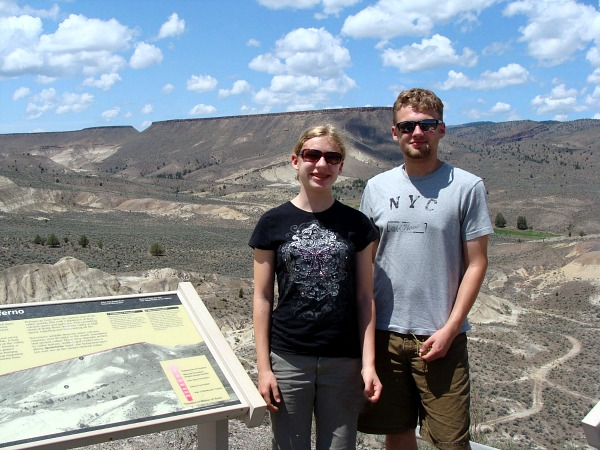 John Day Fossil beds Mesas