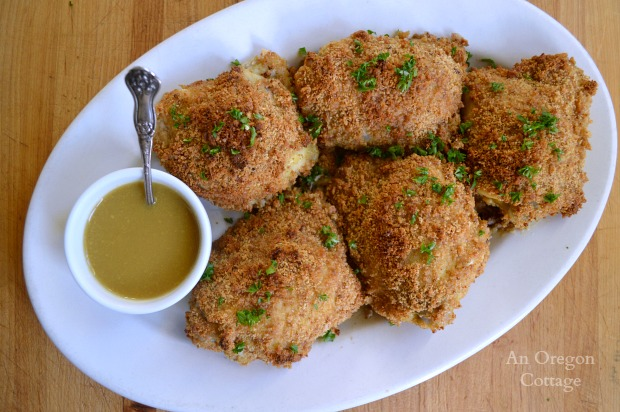 ustard Chicken - A Family Favorite from An Oregon Cottage