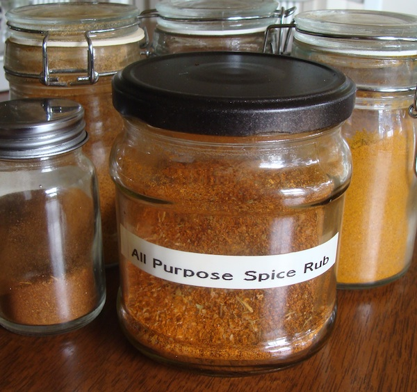 All Purpose Spice Rub