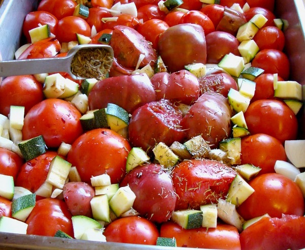 Freezer roasted tomato sauce-step8