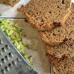 Healthy No Fail Zucchini Bread