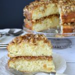White Zucchini Cake- the most amazing zucchini cake you've ever had, so moist and perfect you will have that rare second piece!