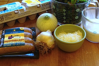 frittata ingredients