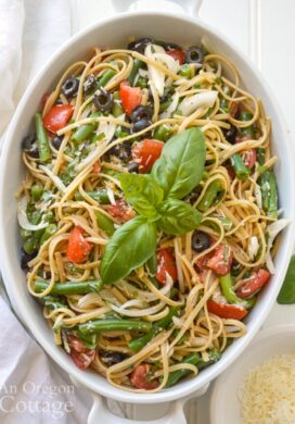 summer pasta salad_featured image