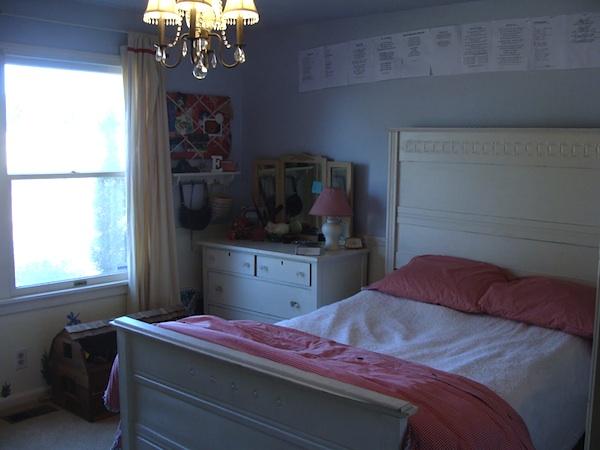 Bedroom 2 Window After Remodeling - An Oregon Cottage
