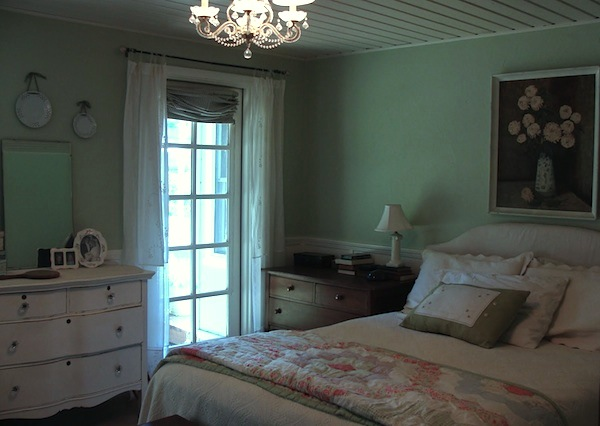 Master Bedroom After Remodel - An Oregon Cottage
