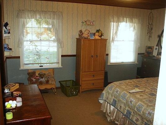 Master Bedroom before - An Oregon Cottage