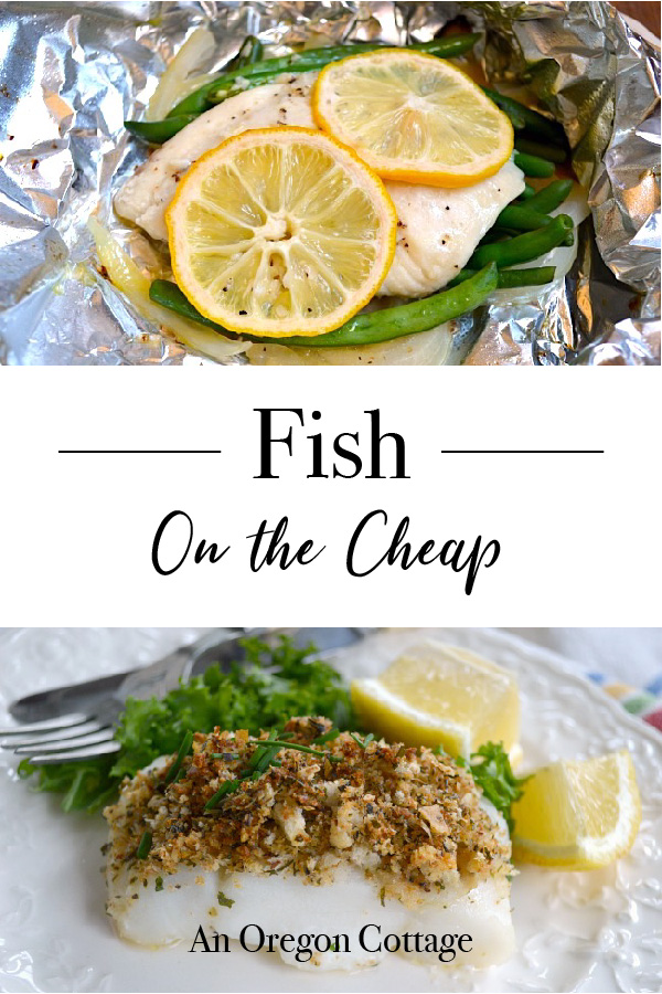 Fish on the cheap