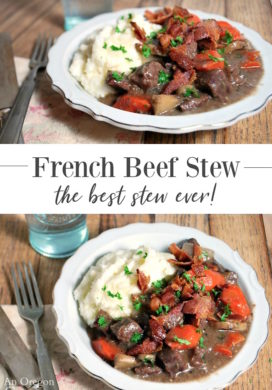 French Beef Stew Recipe – The Best Stew Ever!