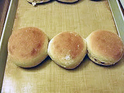 Cooked-buns