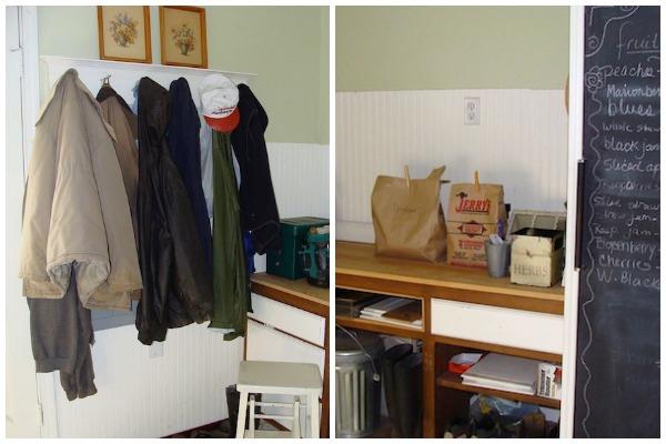 DIY Laundry-Mud Room Progress - An Oregon Cottage