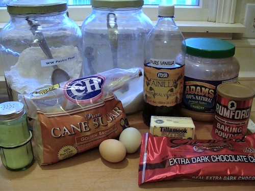 pb bar cookie ingredients