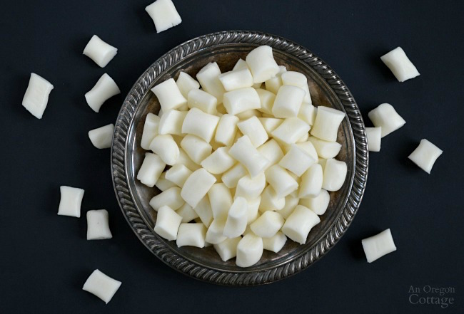 Easy Real Food Homemade Butter Mints