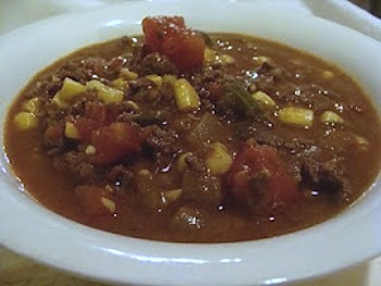 Beef-Tomato-Corn-Stew