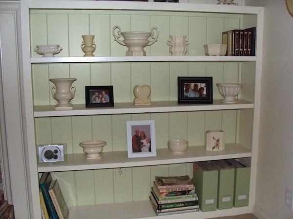 Living Room Shelf 1 After