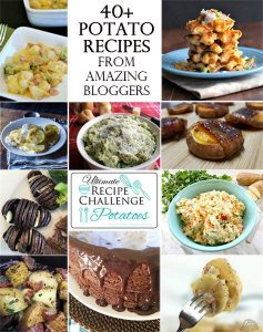 March Ultimate Recipe Challenge-Potatoes