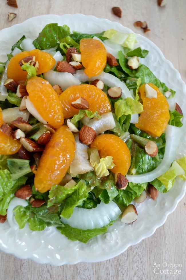 recipe: mandarin orange almond salad dressing recipe [8]