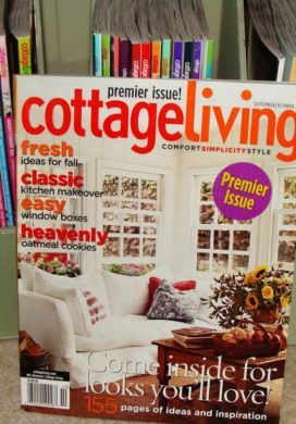 Cottage Living Magazine collection
