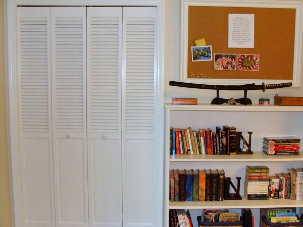 Extreme Room Makeover After Closet-Shelf - An Oregon Cottage