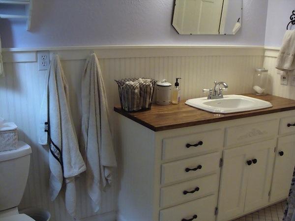Main Bath Remodel After - Cabinet Vanity_An Oregon Cottage