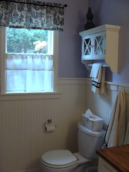 Main Bath Remodel After - Window_An Oregon Cottage