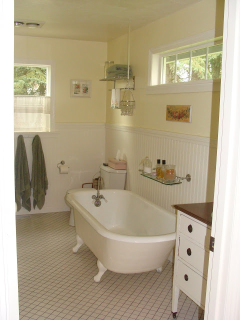 The remodeling series part 7 the master bath for Cottage bathroom ideas renovate