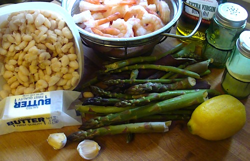shrimp-asparagus-ingredients