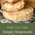 Make your own simple breads