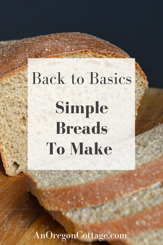 Simple bread recipes to make