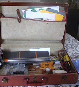 Organizing Strategies: Card-Making And Scrapbook Supplies