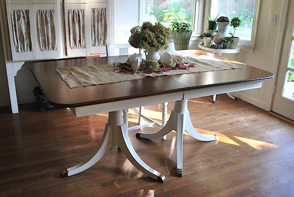 Dining Table Before And After Plus Tutorial An Oregon