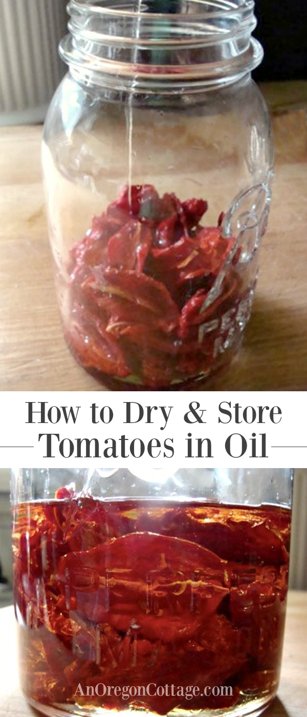 A tutorial for the time-honored tradition of safely drying tomatoes and storing in olive oil at room temperature without canning.