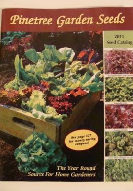 Favorite Garden Catalogs & Seeds