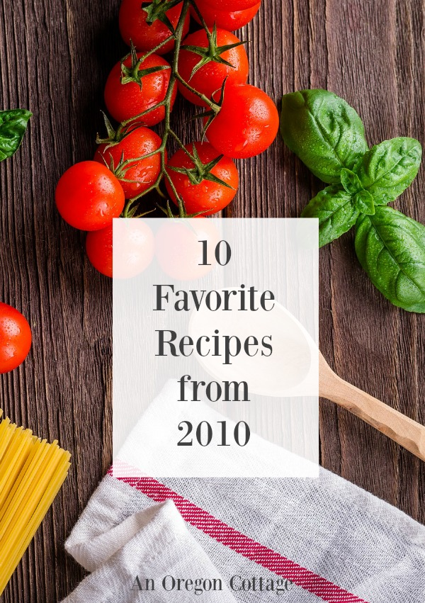 10 Favorite Recipes