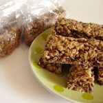Pantry Basic: Baked Chewy Granola Bars