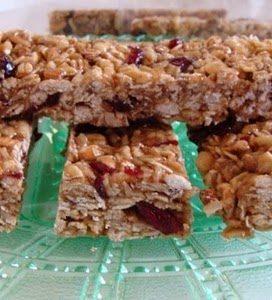 Pantry Basic: Ultimate No-Bake Chewy Granola Bars