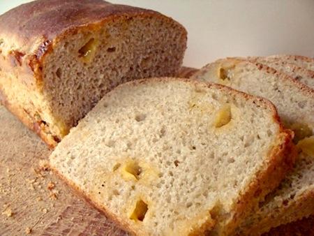 Sourdough Cheese Bread