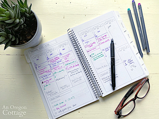 daily-weekly schedule-flexible planner_650