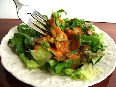 Healthier French Dressing