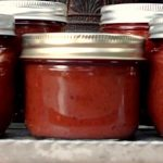 Spicy Canned Plum Sauce
