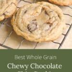 best whole grain chocolate chip cookie