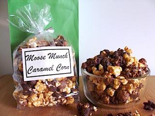 Homemade Moose Munch