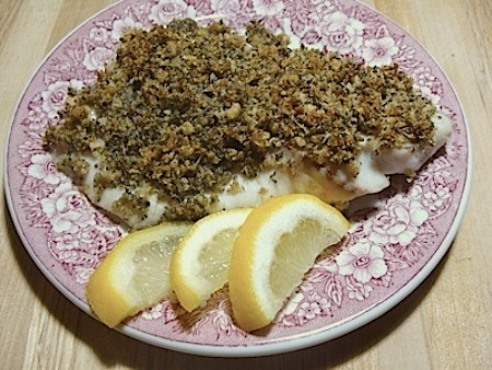 Parmesan-Herb Fish