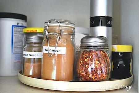 spice lazy-susan