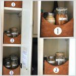 spice shelf after