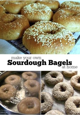 How To Make Homemade Sourdough Bagels