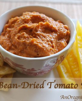 White Bean & Dried Tomato Dip